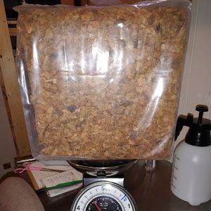 100% Natural coconut husk Bale 4500g bag